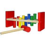 Hammerbank - Didaktisches Spielzeug