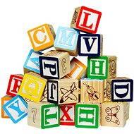 Spielwürfel - Buchstaben und Zahlen - Spielset