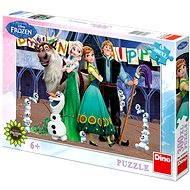 Ledové království - Narozeniny - Puzzle