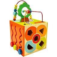 Bino Motorischer Würfel - Interaktives Spielzeug