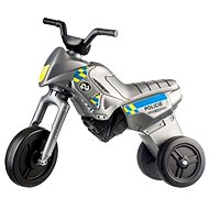 Lauflernhilfe Enduro Yupee Polizei - groß - Laufrad