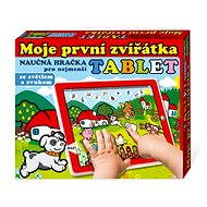 Tablet Bauernhof für die Kleinsten - Meine ersten Tiere - Kinder-Notebook