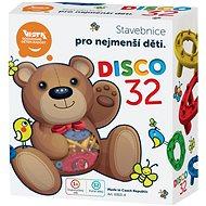 Stavebnice Disco 32 - Baukasten