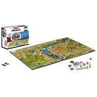 4D City - Puzzle Prag - Puzzle