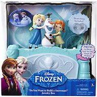 Ledové království - Hudební šperkovnice Anna/ Elsa - Spielset