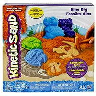 Kreativset Kinetischer Sand - Box 340 g Thematischer Satz von Dino - Kreativset
