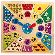 Spielset Lernpuzzle - Lerne die Uhr - Herní set