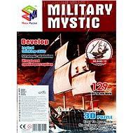 Drei-Schicht-Schaum 3D Puzzle - Historisches Segelschiff Mystic - Puzzle