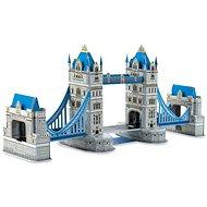 Třívrstvé pěnové 3D puzzle - Tower bridge - Puzzle