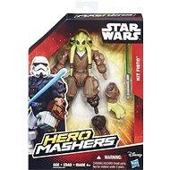 Star Wars Hero Mashers - Actionfigur Kit Fisto - Figur
