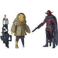 Star Wars Episode 7 Das Erwachen der Macht - Sidon Ithano & First Mate Quiggold - Spielset
