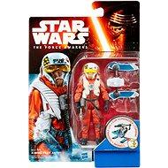 Star Wars Epizoda 7 - X-Wing pilot asty - Figur