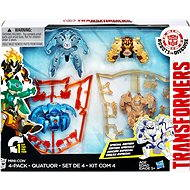 Transformers Rid - Packung mit 4 Minicons - Spielset