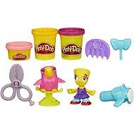 Hasbro Play-Doh Town - Bunter Frisierspaß - Kreativset