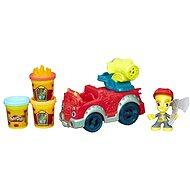 Hasbro Play-Doh Town - Feuerwehrauto - Kreativset
