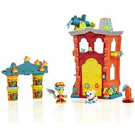 Hasbro Play-Doh Town - Feuerwache - Kreativset