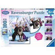 Ravensburger 105571 Disney Ice Kingdom - Puzzle