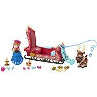 Frozen Mini Doll - Spielsatz Anna und das Rentier - Spielset