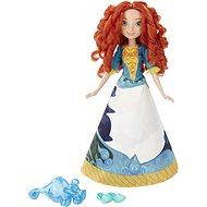 Disney-Prinzessin Merida mit sich verfärbendem Rock - Puppe