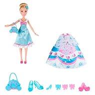 Disney Prinzessin - Aschenputtel mit Ersatzkleidung - Puppe