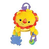 Fisher-Price - Kinderwagen Löwe - Kinderwagenspielzeug