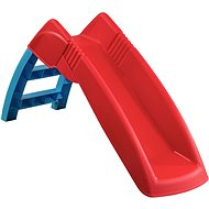 Kinderrutsche Junior - rot - Rutsche