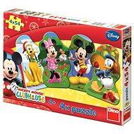 Dino Micky Maus Clubhaus - Puzzle