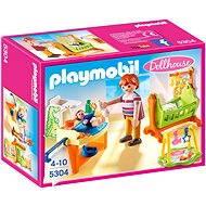 PLAYMOBIL® 5304 Babyzimmer mit Wiege - Bausatz