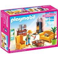 PLAYMOBIL® 5308 Wohnzimmer mit Kaminofen - Baukasten