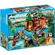 PLAYMOBIL® 5557 Abenteuer-Baumhaus - Baukasten