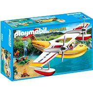 PLAYMOBIL® 5560 Löschflugzeug - Baukasten