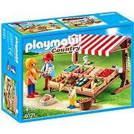 PLAYMOBIL® 6121 Gemüsestand - Baukasten