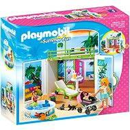 PLAYMOBIL® 6159 Aufklapp-Spiel-Box Sonnenterrasse - Baukasten