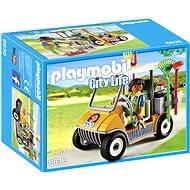 PLAYMOBIL® 6636 Zoofahrzeug - Baukasten