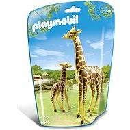 PLAYMOBIL® 6640 Giraffe mit Baby - Baukasten