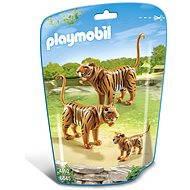PLAYMOBIL® 6645 2 Tiger mit Baby - Baukasten
