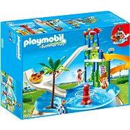 PLAYMOBIL® 6669 Aquapark mit Rutschentower - Baukasten