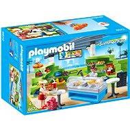 PLAYMOBIL® 6672 Shop mit Imbiss - Baukasten