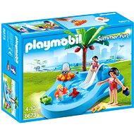 PLAYMOBIL® 6673 Babybecken mit Rutsche - Baukasten