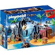 PLAYMOBIL® 6679 Piraten-Schatzinsel - Baukasten