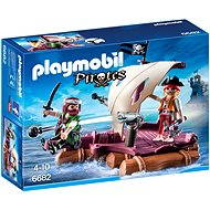 PLAYMOBIL® 6682 Piratenfloß - Baukasten