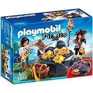 PLAYMOBIL® 6683 Piraten-Schatzversteck - Baukasten
