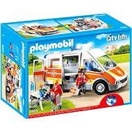 PLAYMOBIL® 6685 Krankenwagen mit Licht und Sound - Baukasten