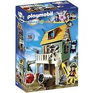PLAYMOBIL® 4796 Getarnte Piratenfestung mit Ruby - Baukasten