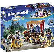 PLAYMOBIL® 6695 Königstribüne mit Alex - Baukasten