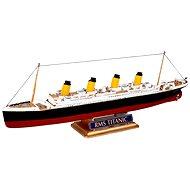 Plastikmodell Revell Modell Set 05804 Schiff - RMS Titanic - Platikmodel