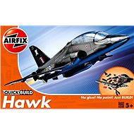 AirFix Quick Build J6003 Flugzeug – BAE Hawk - Platikmodel