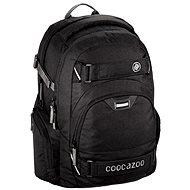 CoocaZoo CarryLarry2 Beautiful Black - Schulranzen-Set