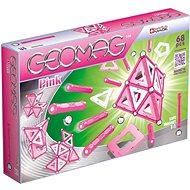 Geomag - Kids Pink 68 Stück - Magnetischer Baukasten