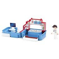 IGRÁČEK Handy - Krankenhaus mit Arzt - Spielset